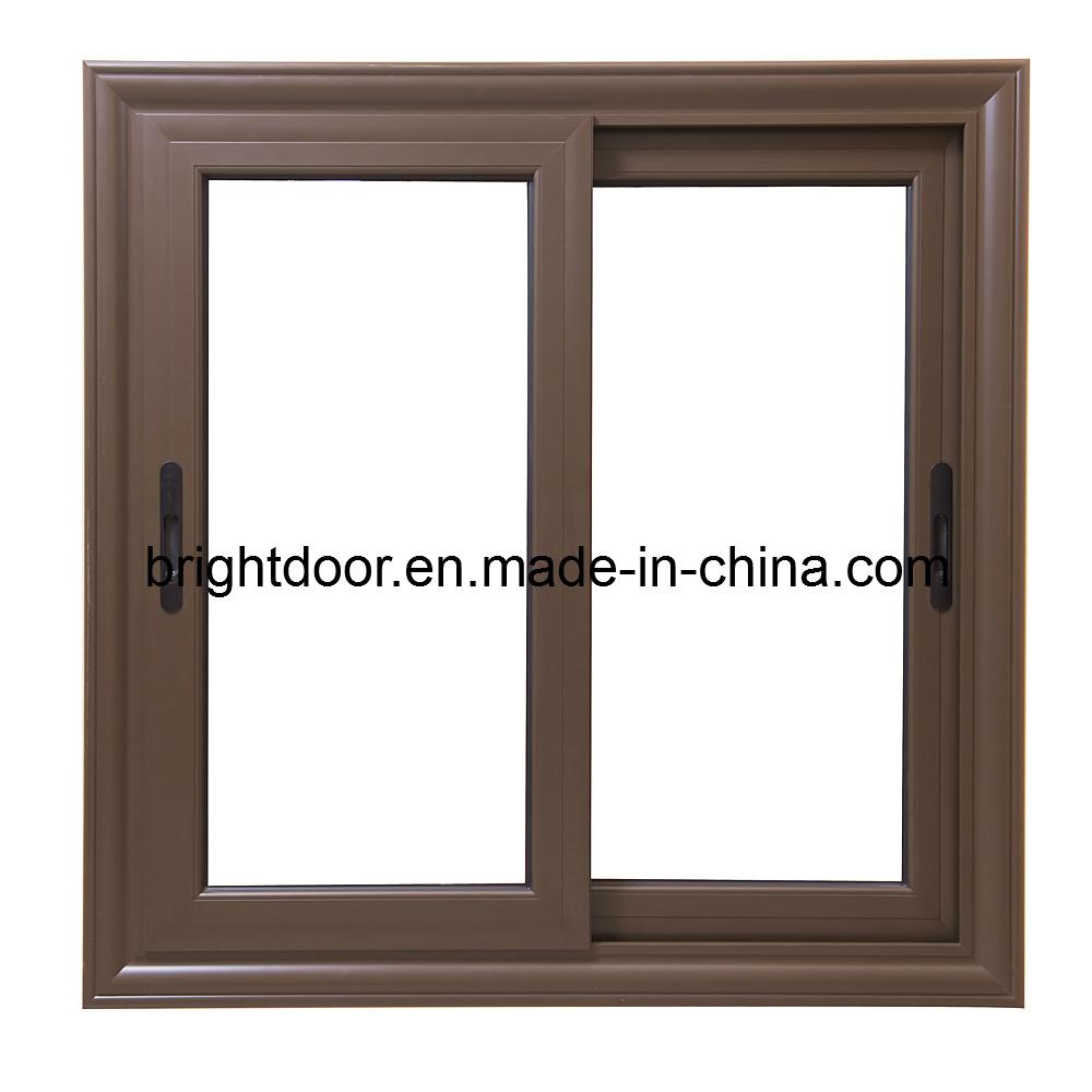 Aluminium Windows Product : China latest design double glazing aluminum sliding window