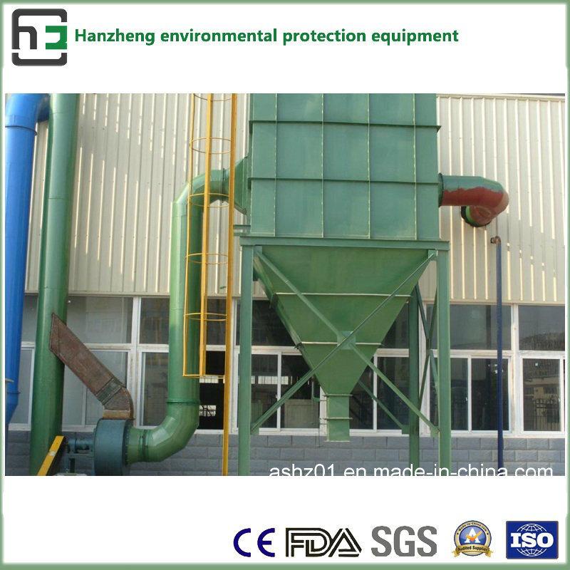 Plenum Pulse De-Dust Collector-Industrial Dust Collector
