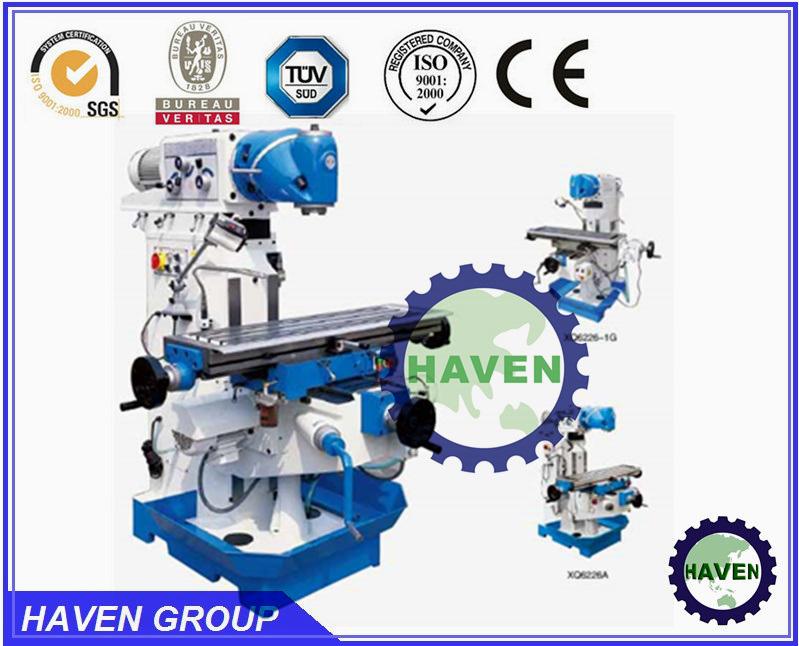 XQ6226B Universal Swivel Head Milling Machine
