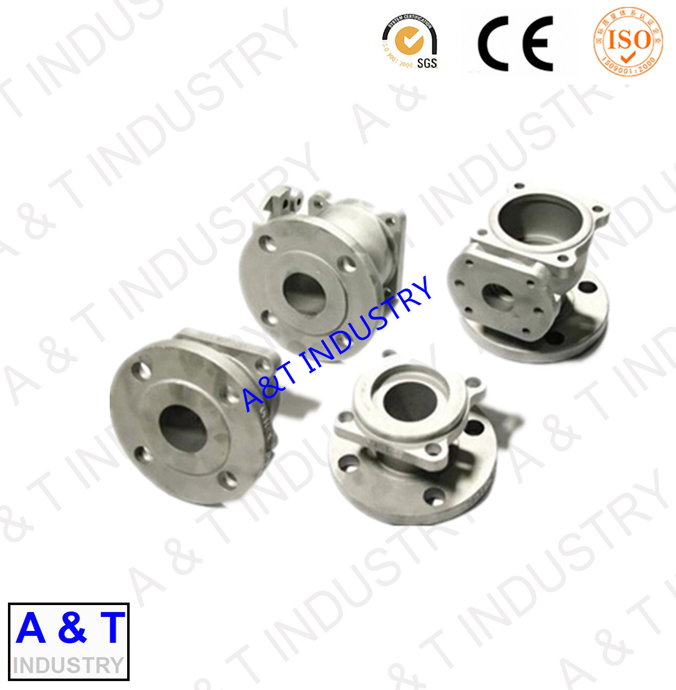 Hot Sales Customized Investment Casting as Drawing