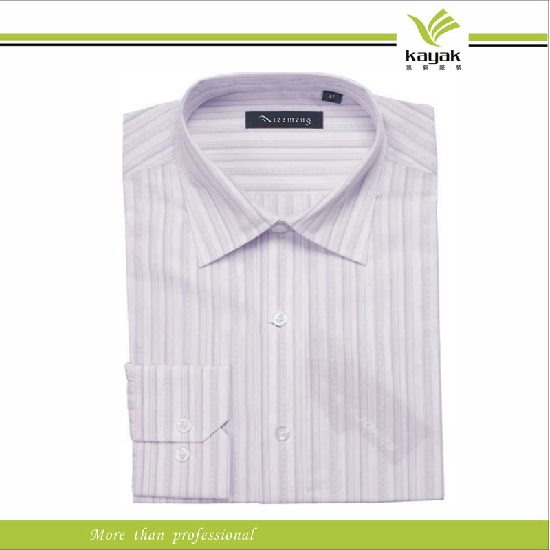 China cotton formal full sleeve high end men 39 s dress shirt for High end men s dress shirts