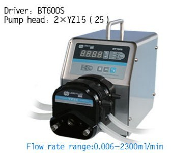 Bt600s Basic Speed Variable Peristaltic Dosing Pump 0.006-2900ml/Min