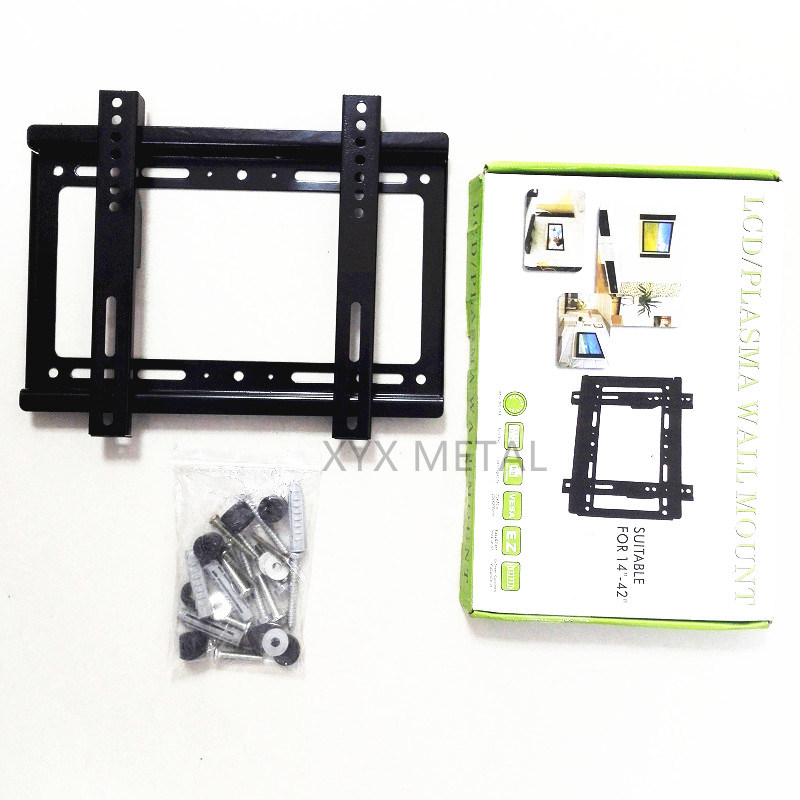 Universal Flat Panel Screen Holder LCD LED TV Rack