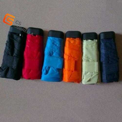 Super Mini Umbrella 5 Folding Umbrella (YS-5F1004A)