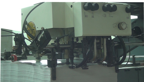Exercise Book Making Machine Production Line