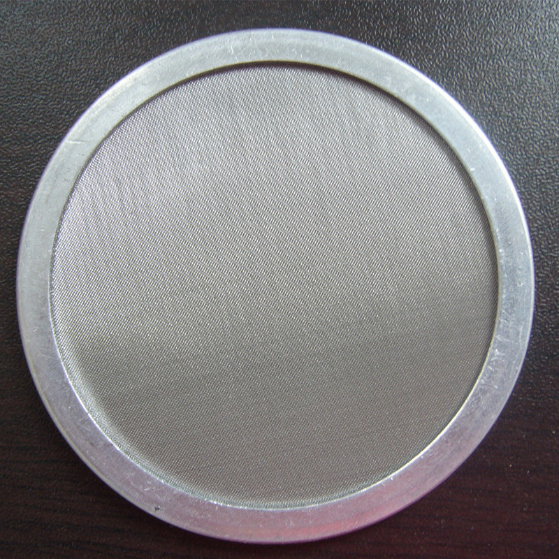 304 316 Stainless Steel Wire Mesh Extrusion Filter Screen