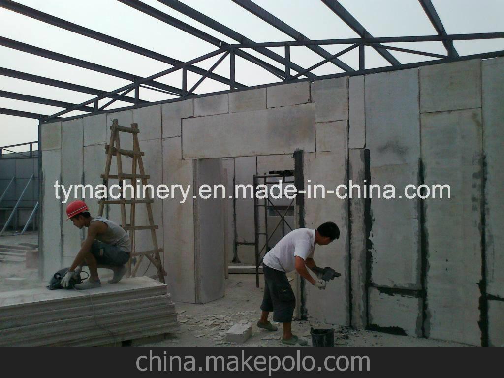 Lightweight EPS Cement Sandwich Partition Wall Panel Machine/Equipment