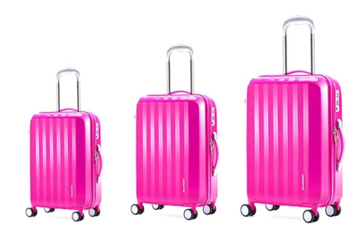 Professional Plastic Exdruder Machinery for Luggage