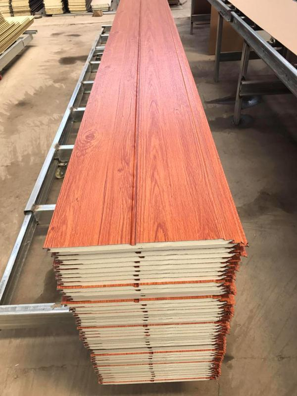 Decorative Panel Structural Insulated Panel Sandwich Panel