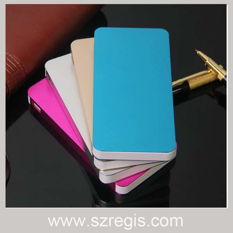 Ultra-Thin Large-Capacity 20000mAh Battery Mobile Power Bank