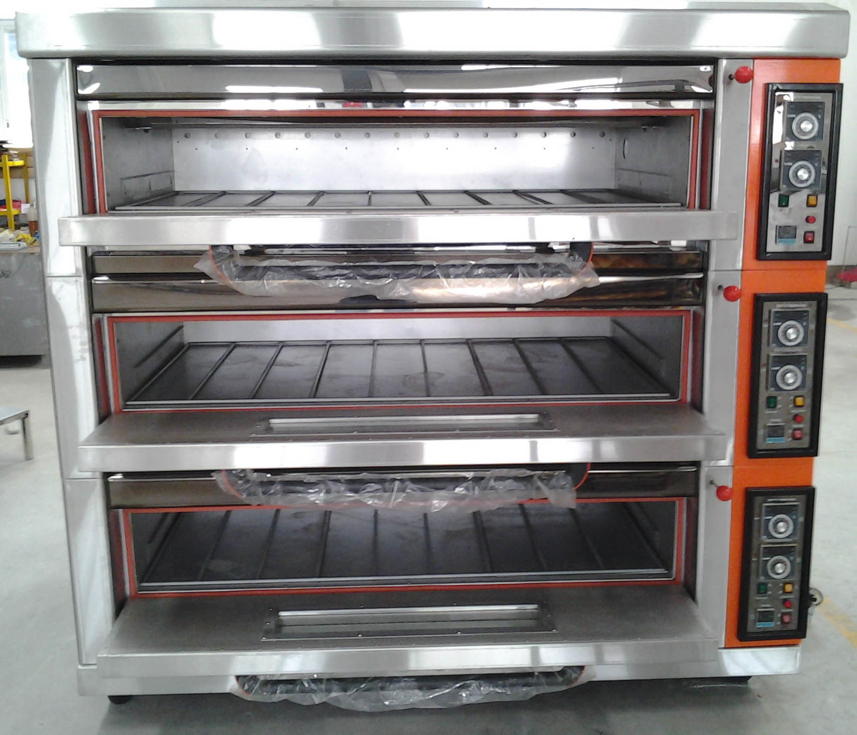 Deck Oven / Gas Oven / Food Machinery (QD-09Q)