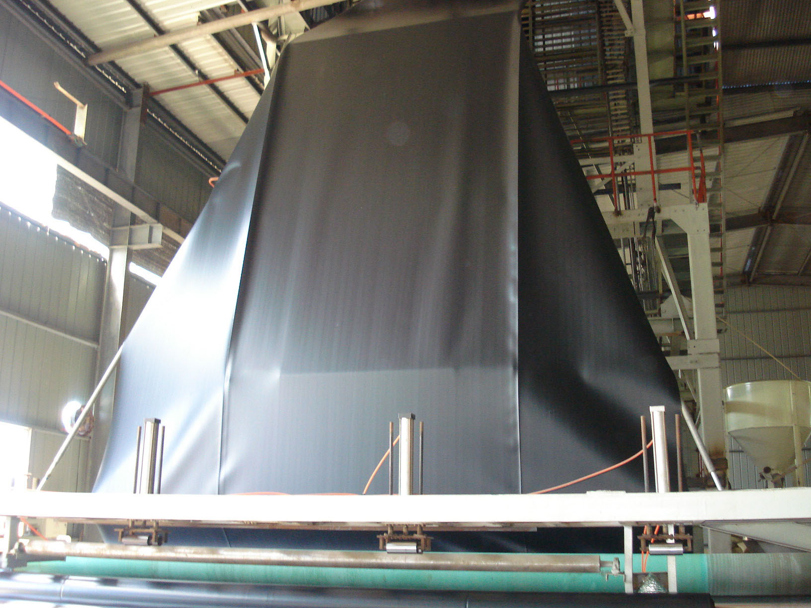 Geomembrane for Waterproof Building Materials