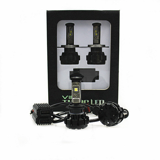 Hot Sale Waterproof 40W 4000lm H7 LED Car Headlight/LED Head Light 6000k/3000k/4300k/8000k