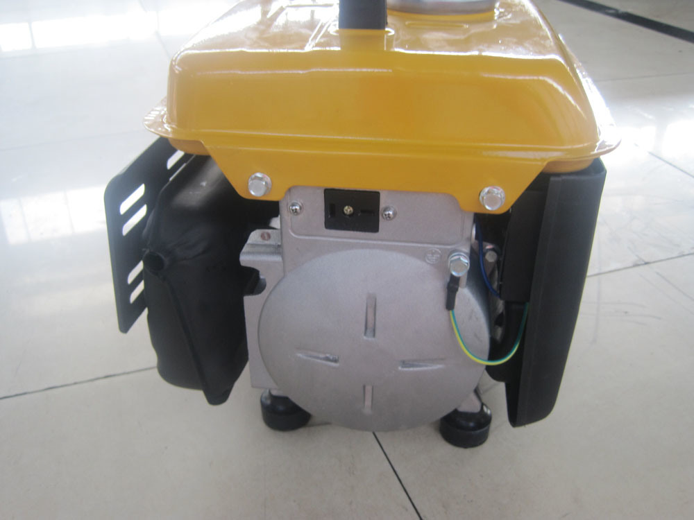CE Approval 650W Portable Gasoline Generator (WH950)