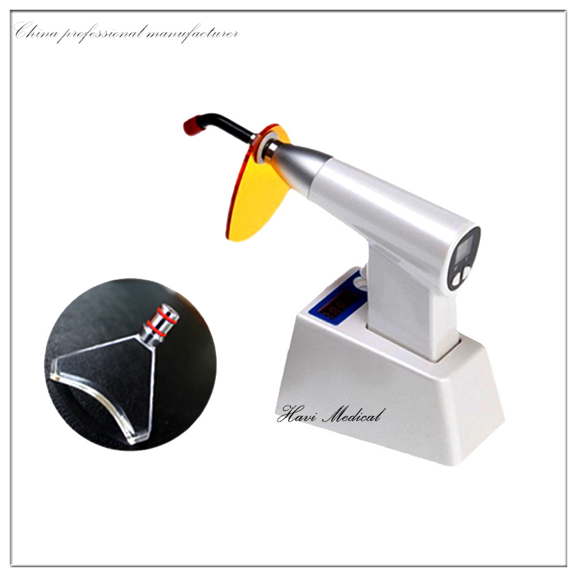 Dental LED Curing Light with Teeth Whitening Accelerator