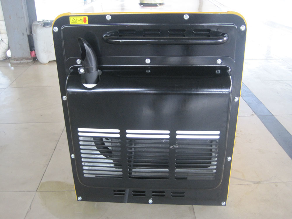 CE Certificate China Factory 5kw Silent Diesel Generator (WH5500DGS)