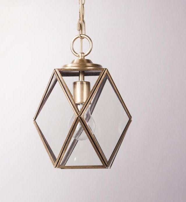 Metal Glass Pendant Lamps (WHG-877)