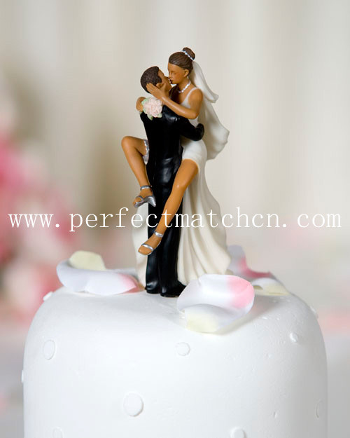 wedding bride and groom cake topper figurine pm ct015 china cake