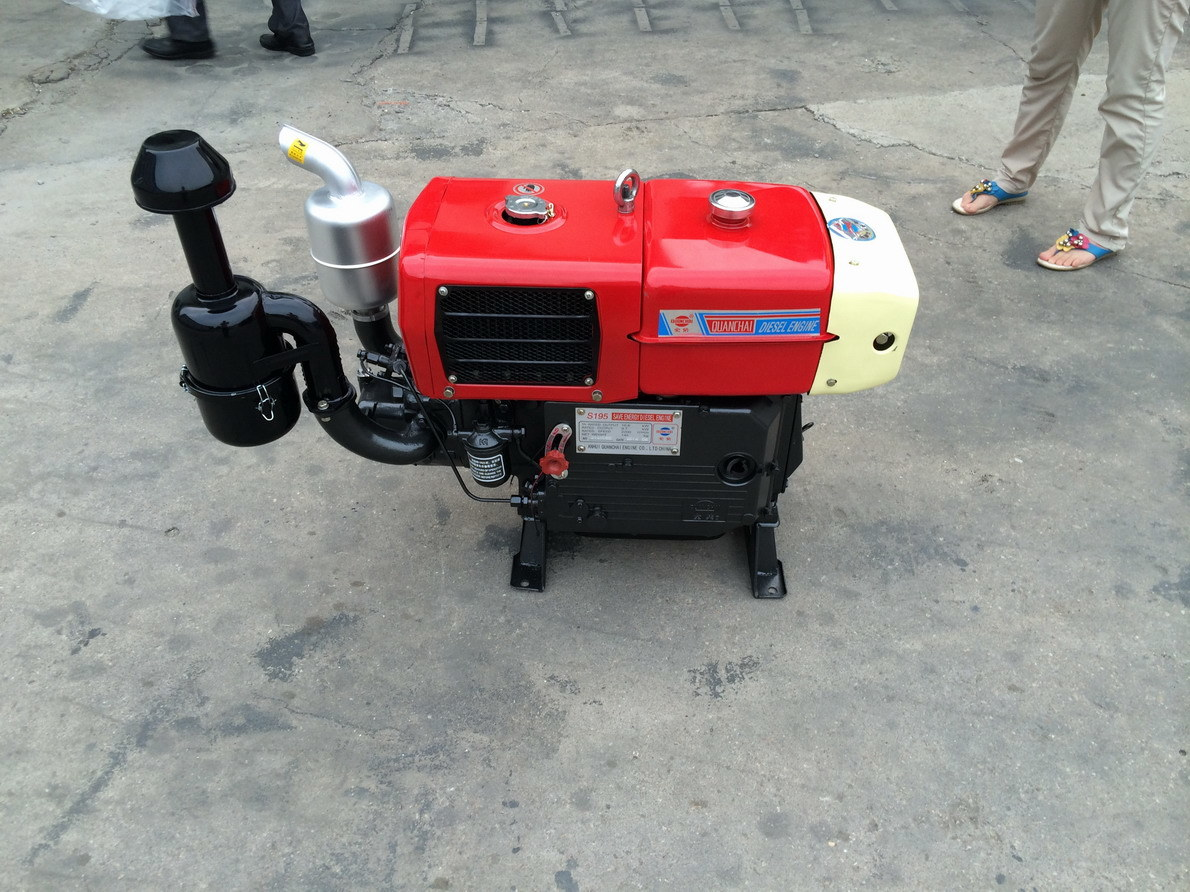 Single Cylinder Diesel Engine for Power Tillers
