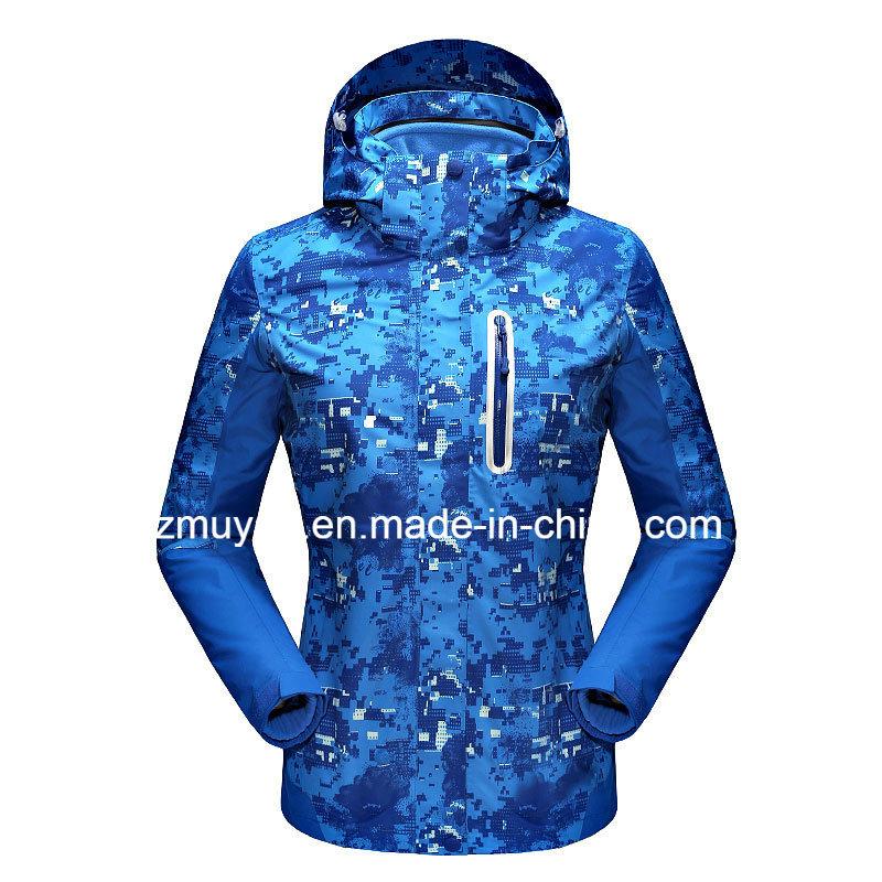 Windproof Waterproof Warm Jackets Men and Women Models