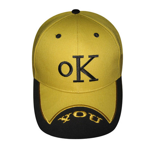 Popular Cotton Children Sport Embroidery Logo Cap (EC002)