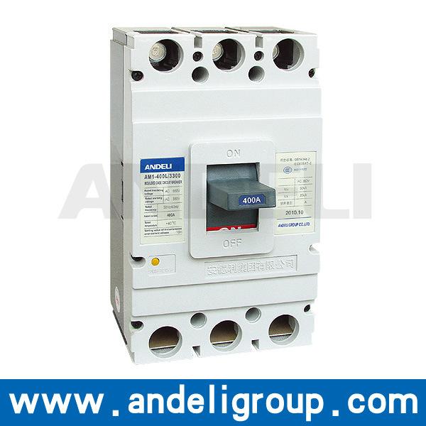630A Moulded Case Circuit Breaker 4 Pole MCCB (AM1)