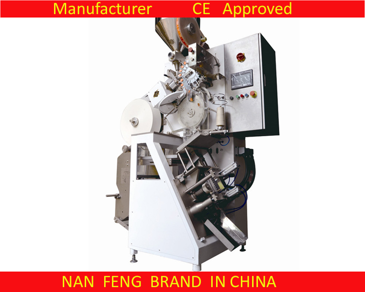 3~5 Tea Bag in an Envelope Single Chamber Teabag Packing Machine with Envelope System (DXDC8V)