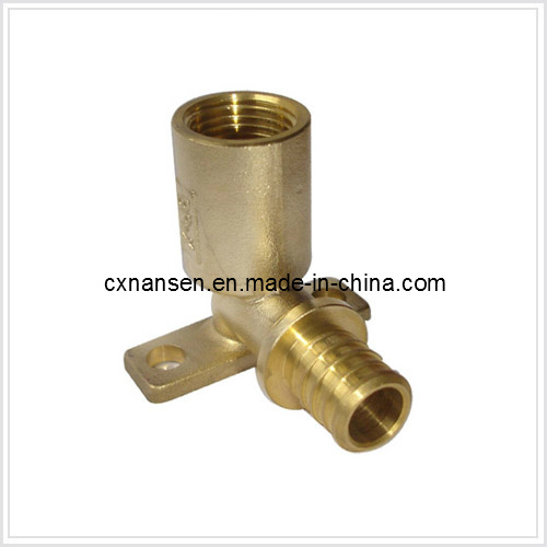 China brass compression fitting