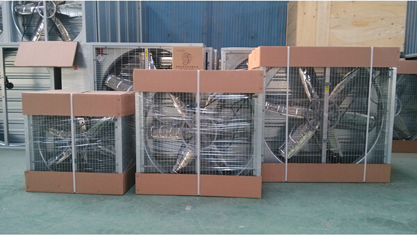 Ventilation Cooling Equipment for Henhouse and Dairy Farm