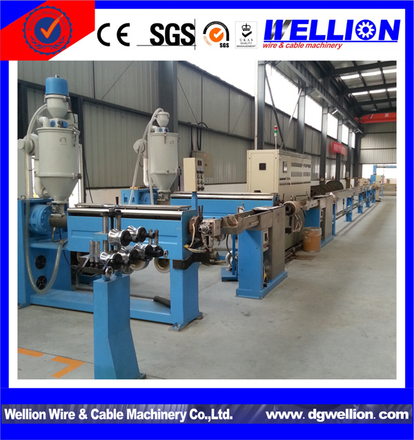 Good H07-VV-F Cable Extrusion Production Line