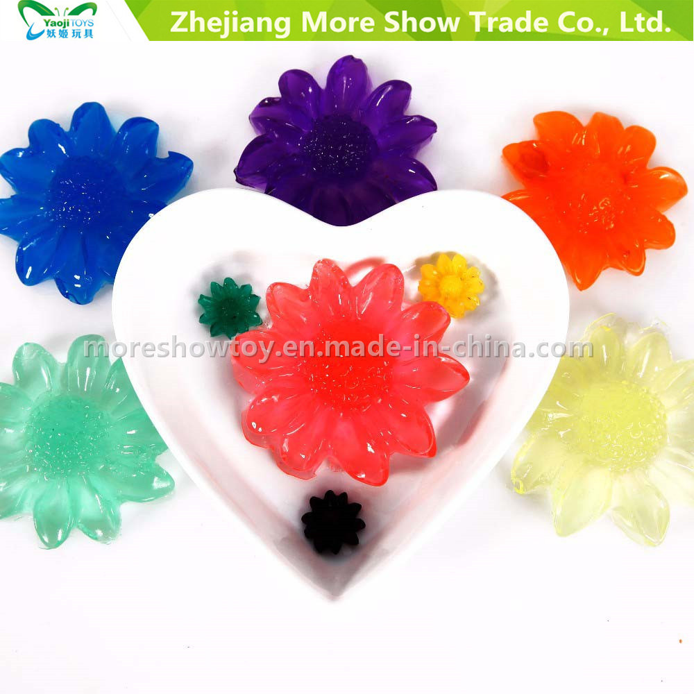 Wholesale Cartoon Shaped Crystal Soil Water Beads for Home Wedding Decorations
