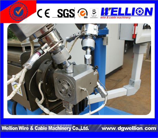 China Plastic Extruder Machine for Making Insulated Cables