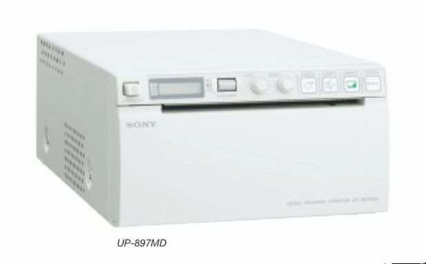 Med-Up897md Video Thermd Printer for Ultrasound