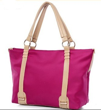 Best Sales & Fashion Lady PU Handle Designer Beach Tote Handbag