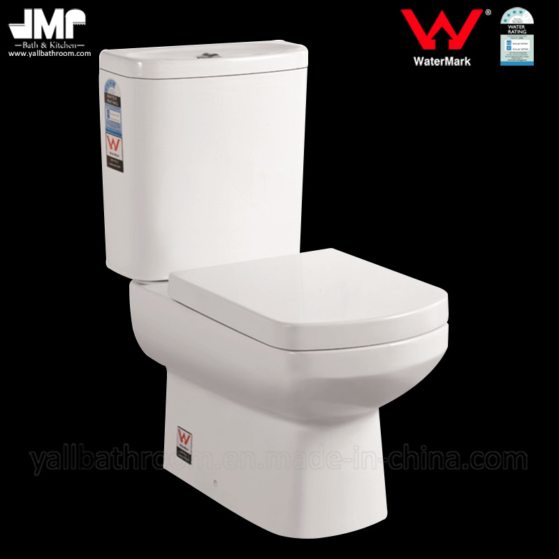 3887 Australian Standard Sanitary Ware Watermark Bathroom Ceramic Toilet