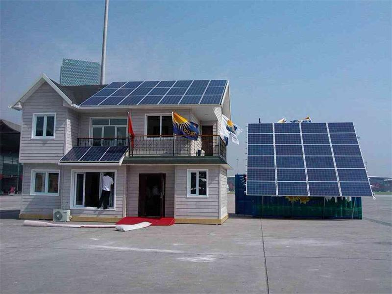 Low Price High Efficiency 40W-300W Mono Solar Module