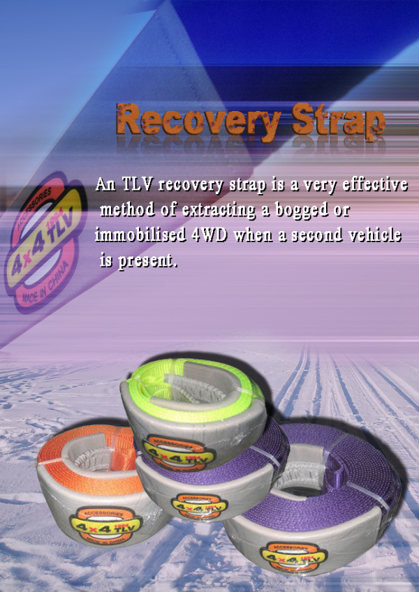 Recovery Straps (3m, 6m, 9m, 12m)