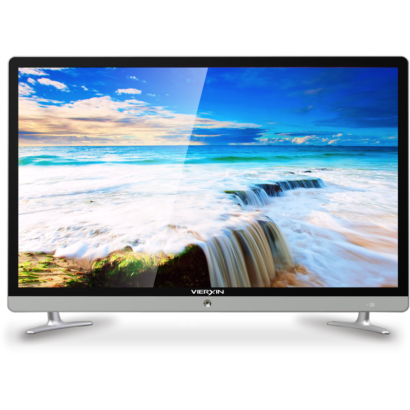 24-Inch E-LED TV with Metal Material