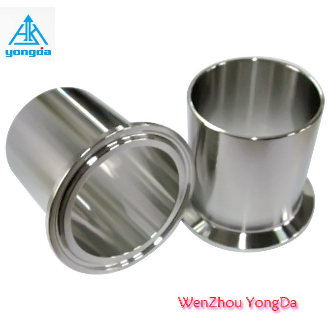 China sanitary stainless steel clamp ferrule yd