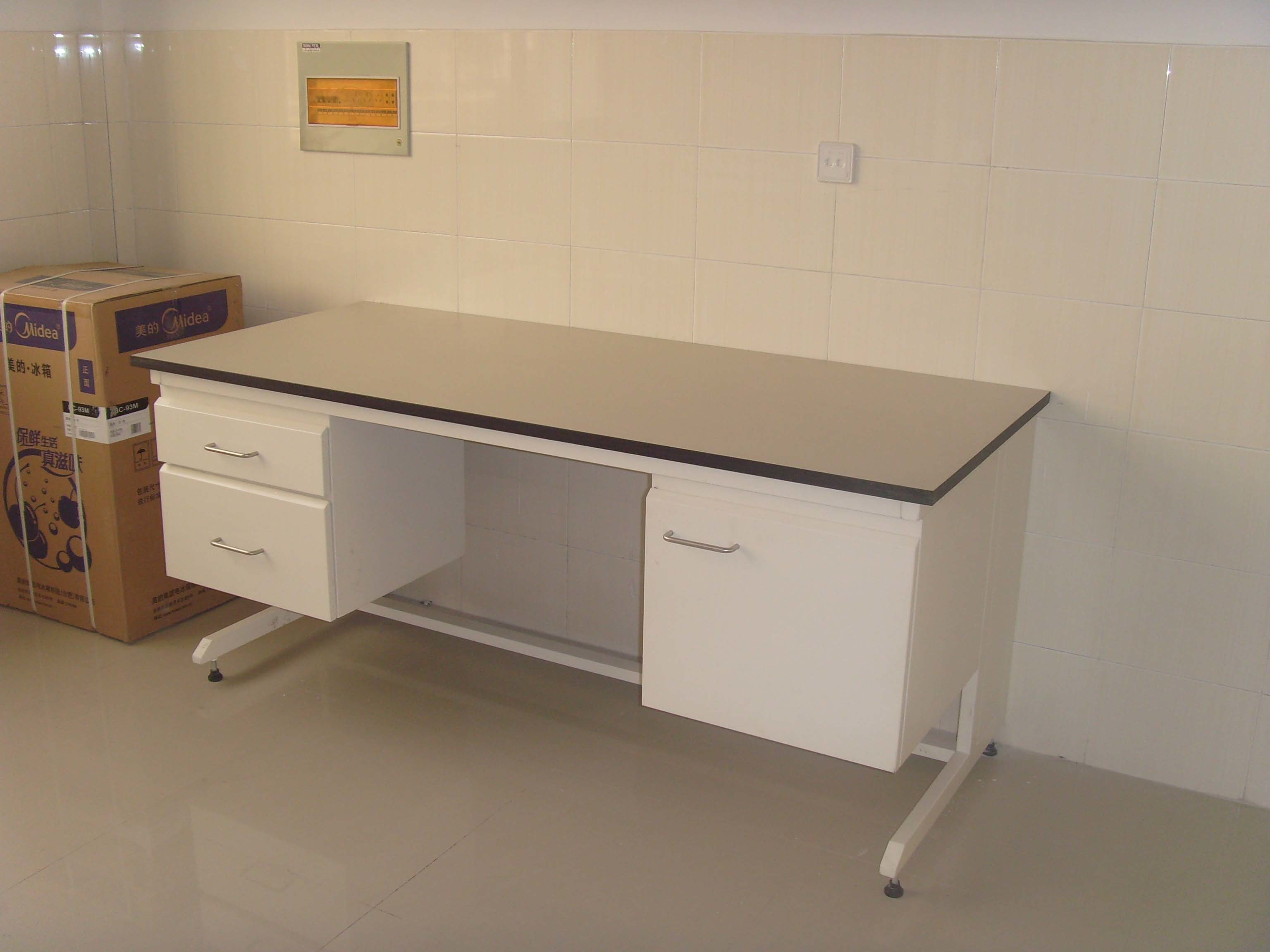 New Type All Steel Side Bench Lab Furniture (JH-SL004)