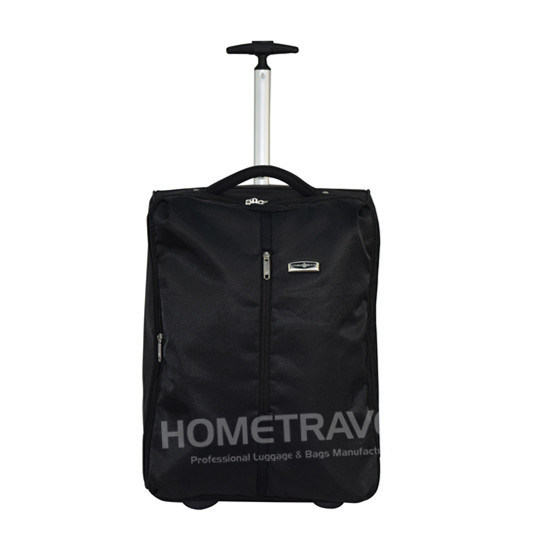 2017 Cabin Size Single Bar Trolley Bag with OEM Service