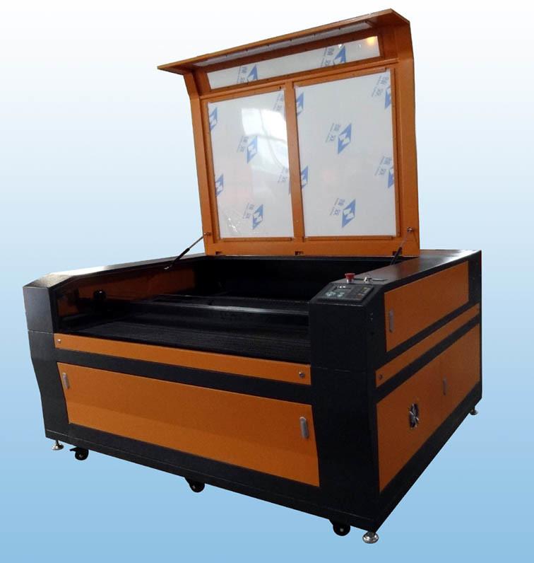 Flying CNC Laser Machine for Wood Acrylic Fabric Cutting