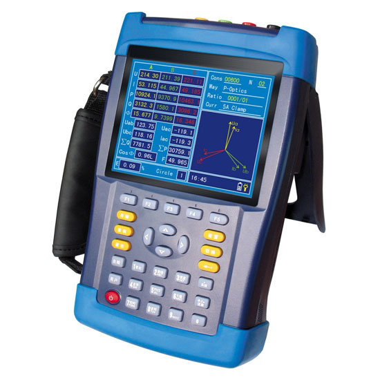 Portable Three Phase Energy Meter Test Equipment with CE Certification