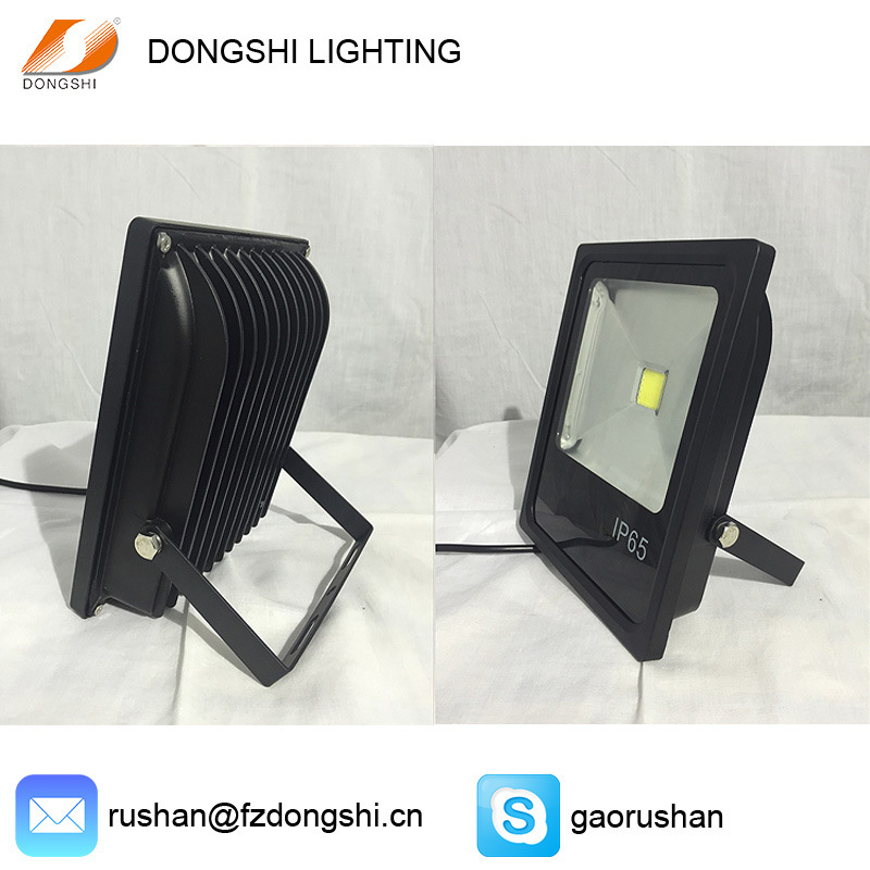 IP65 Slim 50W SMD COB Industrial LED Flood Light