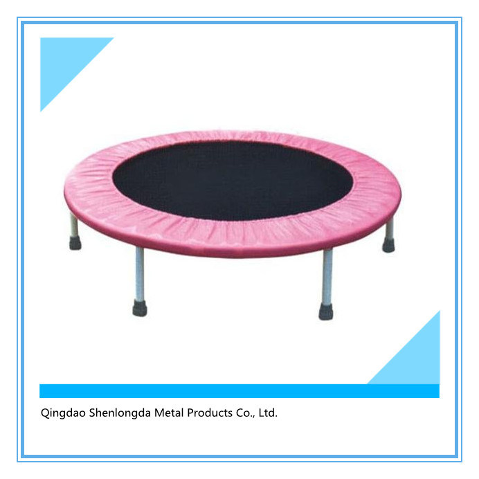 38′′-Y5c-T Pipe Plug Trampoline with (elastic rope ball)