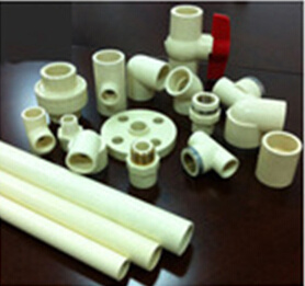 Popular CPVC Pipe for Water Supply ASTM D 2846