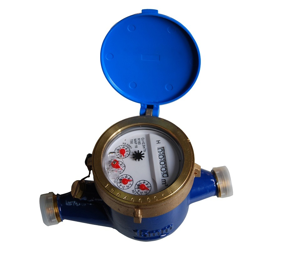 Class C R160 High Accuracy Brass Water Meter