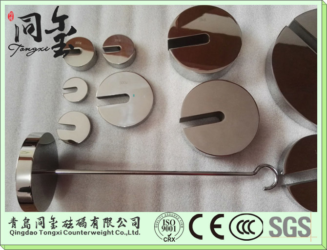 Stainless Steel Test Weight Manufacturer Calibration Weight
