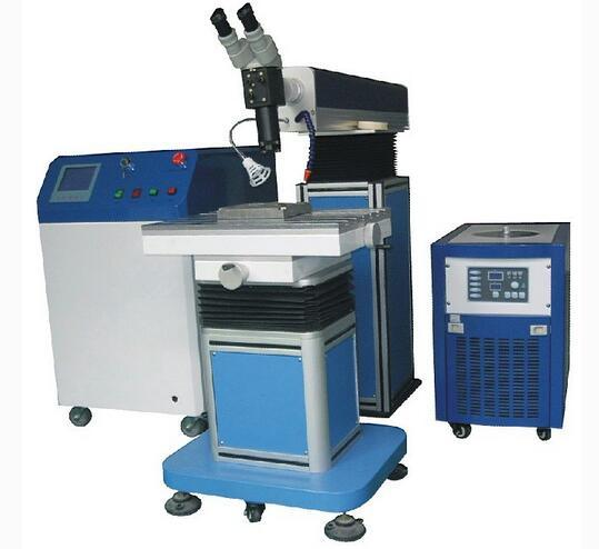 Moulds Laser Welding Machine Jieda