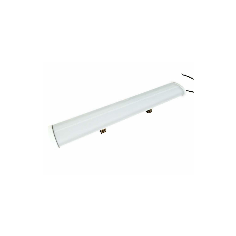 IP65 40W 4FT Waterproof Ceiling Suspended Wall Mount Slim Linear LED Batten
